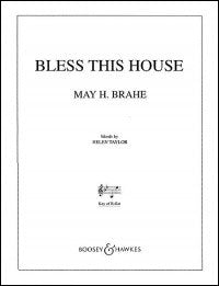 M060013591 - Bless this House in B Flat. Default title