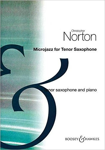 M060085635 - Microjazz for Tenor Saxophone. Default title