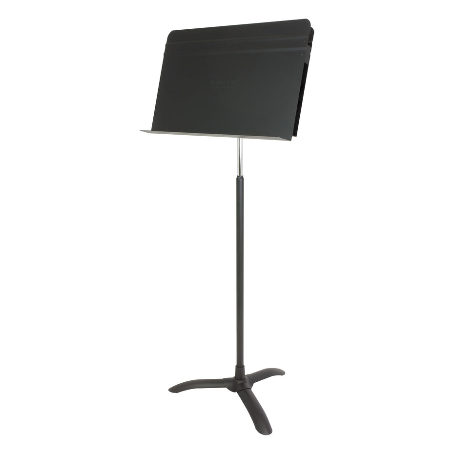 MAN4901 - Manhasset Director music stand - double layer desk for book storage Default title