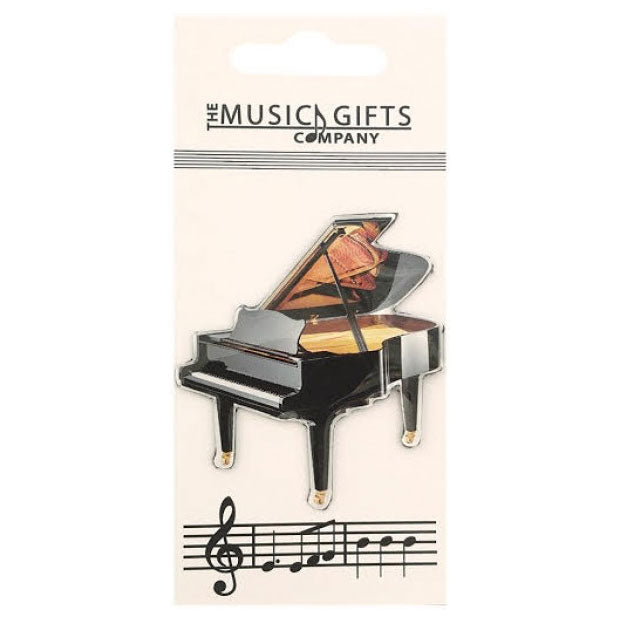 MGC-FM10 - Grand piano fridge magnet Default title
