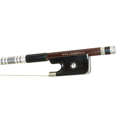 MMX85VC - MMX carbon composite ** 4/4 bow cello bow with wood veneer Default title