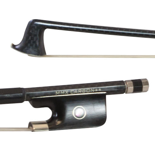 MMX95VA - MMX carbon composite viola bow Default title