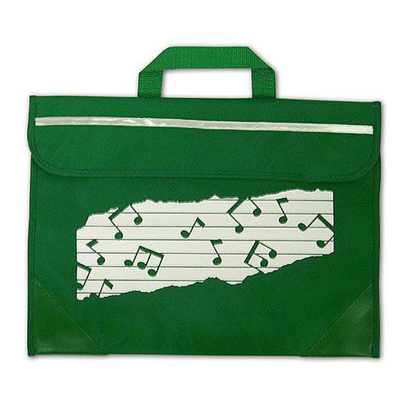 MP11310-GR - Duo music bag Emerald green