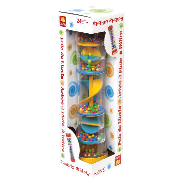 MP300 - Halilit Early Years twirly whirly rainbomaker Default title