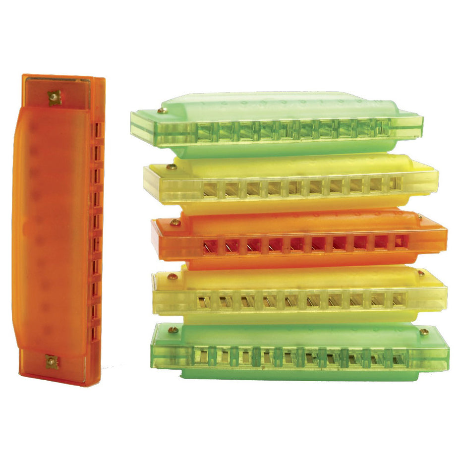 MP376 - Halilit Early Years plastic harmonica Default title