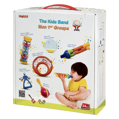 MS9010 - Halilit Early Years 'The Kids Band' instrument set Default title