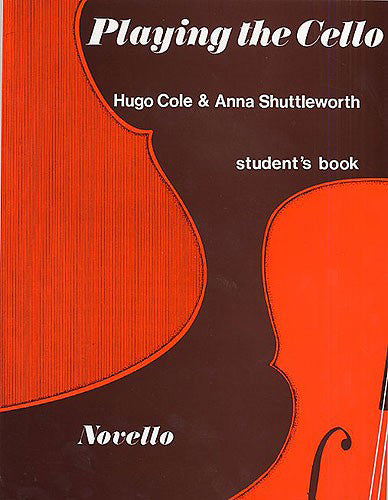 NOV120343 - Playing the Cello (Student's Book) Default title