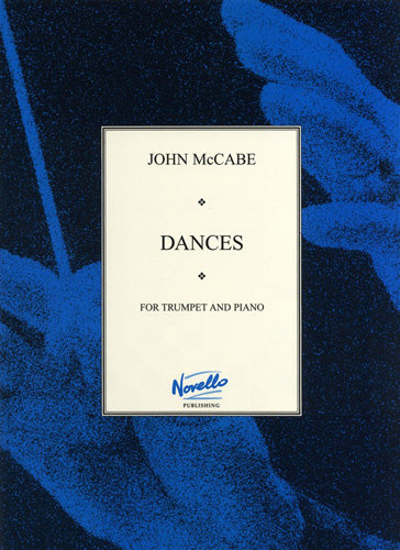 NOV120530 - John McCabe: Dances For Trumpet And Piano Default title