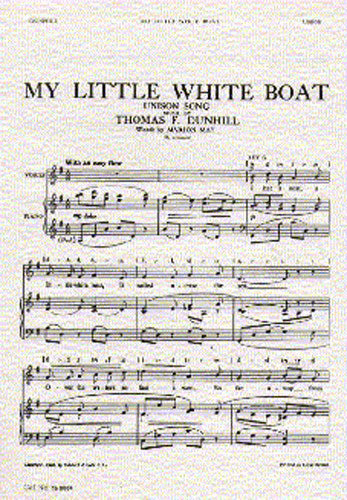 NOV160004 - Thomas Dunhill: My Little White Boat Default title