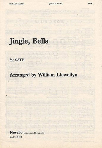 NOV160215 - Jingle Bells (SATB) Default title