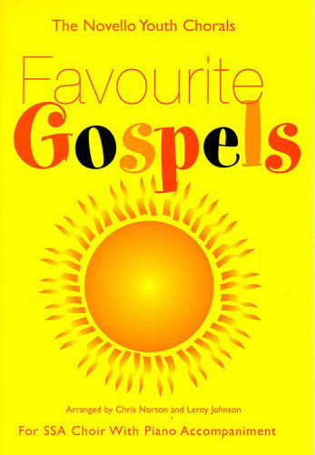 NOV170379 - The Novello Youth Chorals: Favourite Gospels SSA Default title