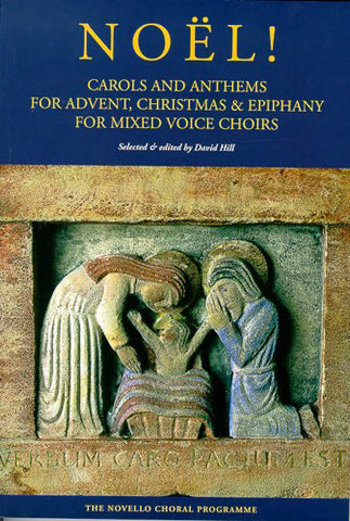 NOV310800 - Noël! Carols and Anthems for Advent, Christmas & Epiphany Default title