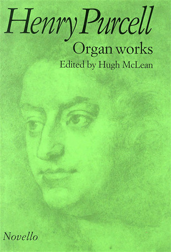 NOV590294 - Henry Purcell: Organ Works Default title