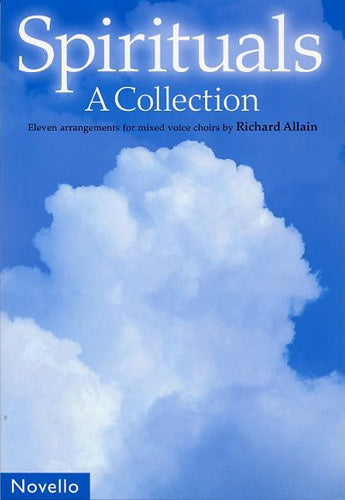 NOV955405 - Richard Allain: Spirituals - A Collection Default title