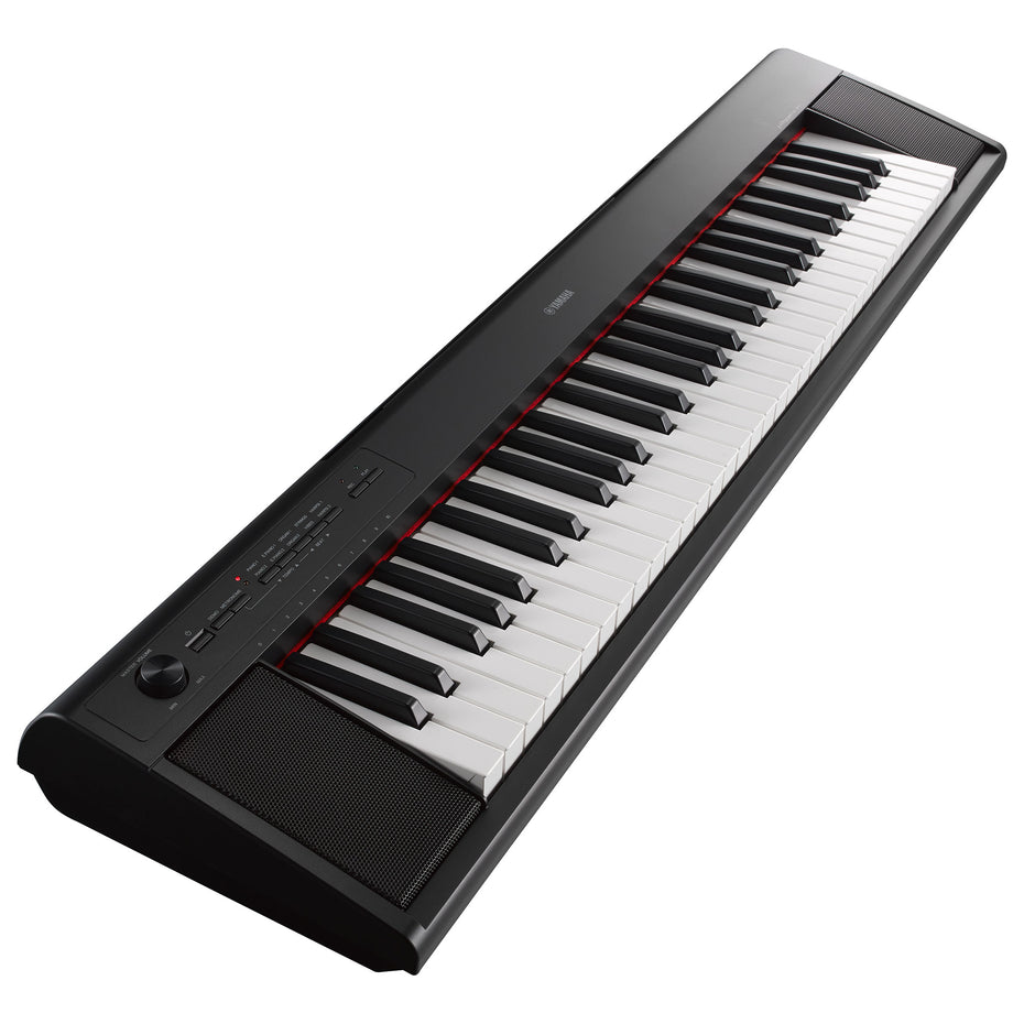 NP12B - Yamaha Piaggero NP12 portable keyboard Black