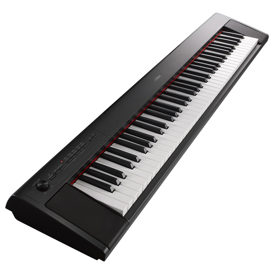 NP32B - Yamaha Piaggero NP32 portable keyboard Black