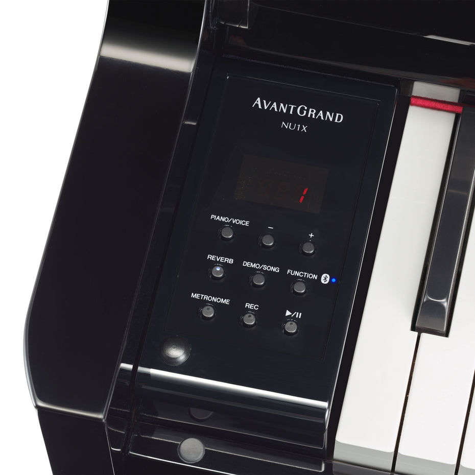 NU1XPE - Yamaha AvantGrand NU1X digital piano Polished ebony