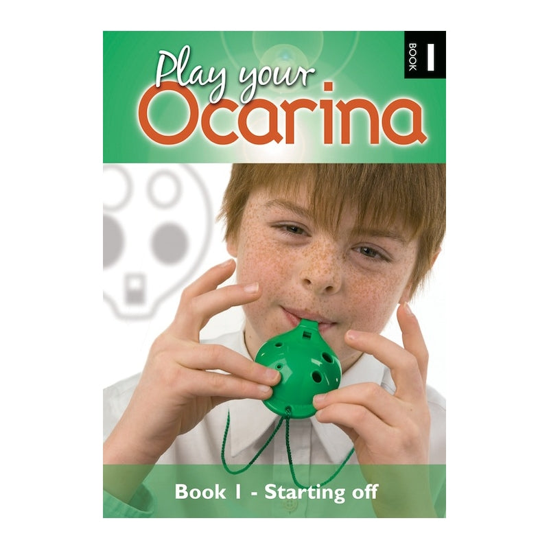 OCW-10046 - Play Your Ocarina Book 1 Default title