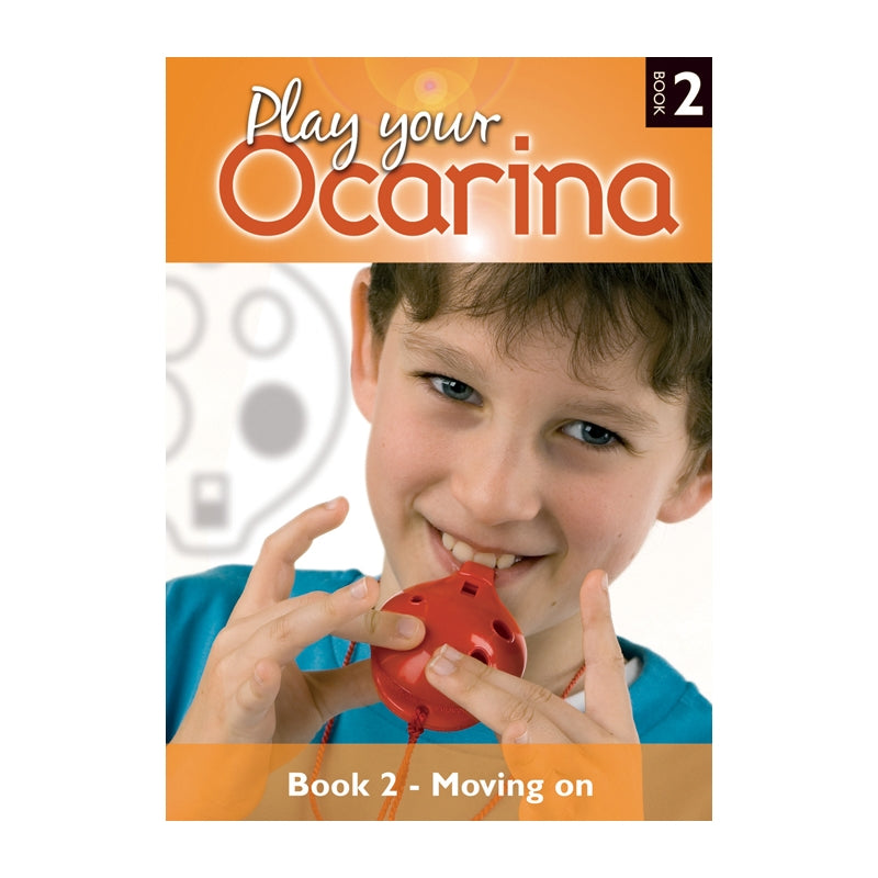 OCW-10054 - Play Your Ocarina Book 2 - Moving On Default title