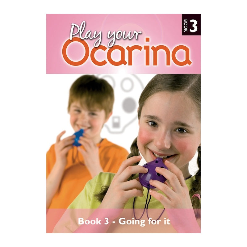 OCW-10062 - Play Your Ocarina Book 3 - Going for It Default title