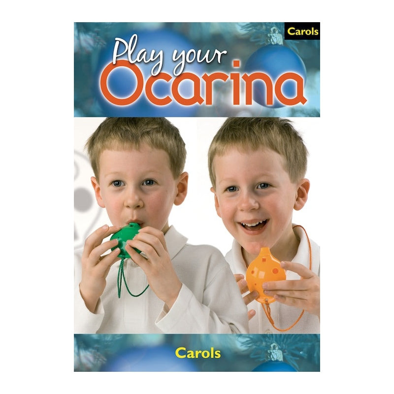OCW-10097 - Play Your Ocarina Carols - Book Only Default title