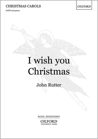 OUP-3364929 - I wish you Christmas: Vocal score Default title