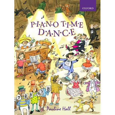OUP-3370050 - Piano Time Dance Default title