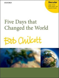 OUP-3390089 - Five Days that Changed the World: Vocal score Default title