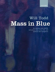 OUP-3400504 - Mass in Blue: Vocal score Default title