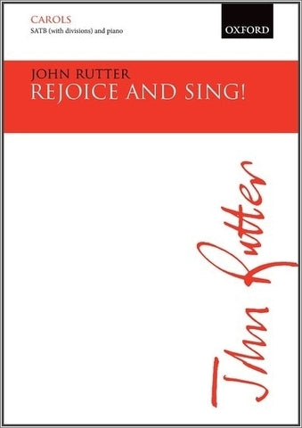 OUP-3412859 - Rejoice and sing!: Vocal score Default title