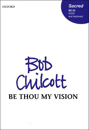 OUP-3432925 - Be thou my vision: Vocal score Default title