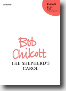 OUP-3432963 - The Shepherd's Carol: Vocal score Default title
