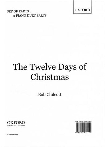 OUP-3433311 - The Twelve Days of Christmas: Piano duet accompaniment Default title
