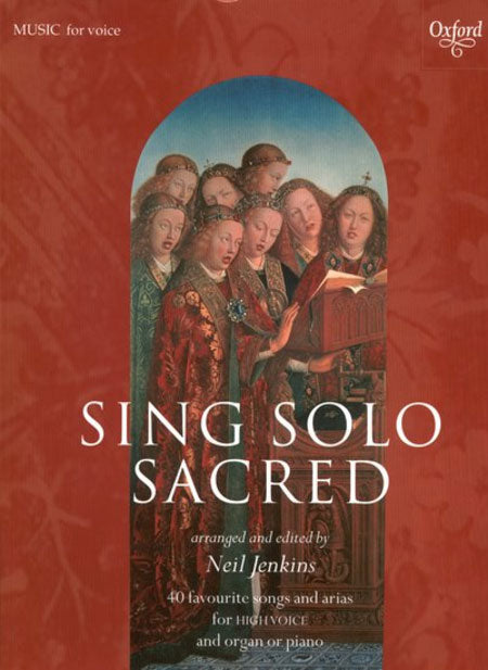 OUP-3457843 - Sing Solo Sacred: High voice Default title