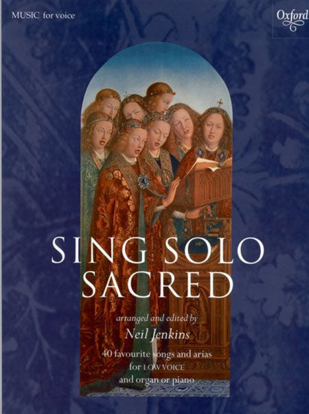 OUP-3457850 - Sing Solo Sacred: Low voice Default title