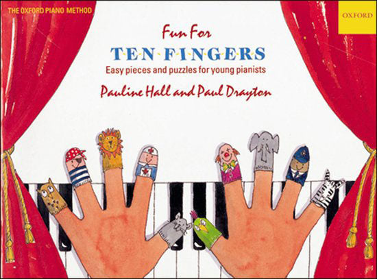 OUP-3727670 - Fun for Ten Fingers Default title