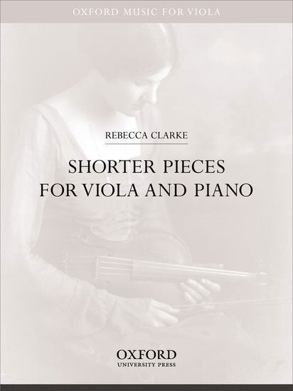 OUP-3865990 - Shorter Pieces for viola and piano Default title