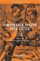 OUP-3870352 - Orpheus with his Lute: Vocal score Default title