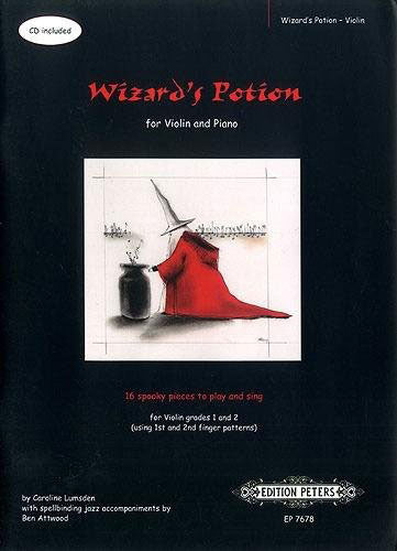 P7678 - Wizard's Potion violin & piano Default title