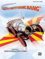 PFM0515 - Chitty Chitty Bang Bang - Musical Vocal Selections Default title