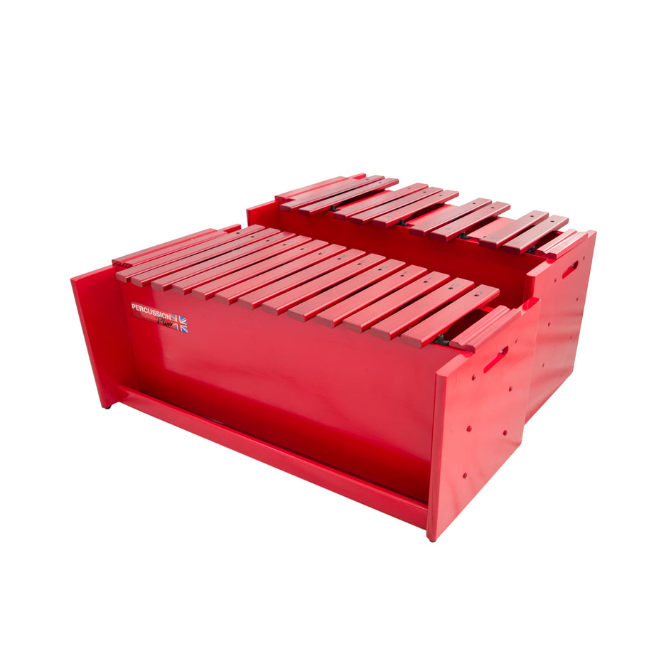 PP027 - Percussion Plus Classic Red Box diatonic bass xylophone Default title