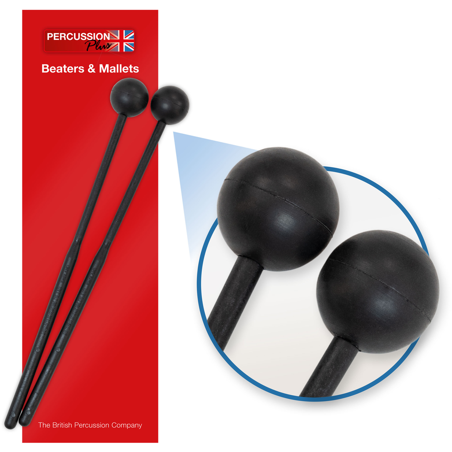 PP064 - Percussion Plus PP064 rubber head beaters - soft Default title