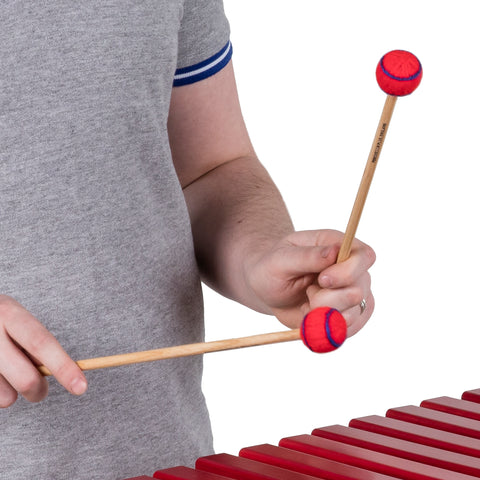 PP076 - Percussion Plus PP076 marimba/vibraphone mallets - medium Default title
