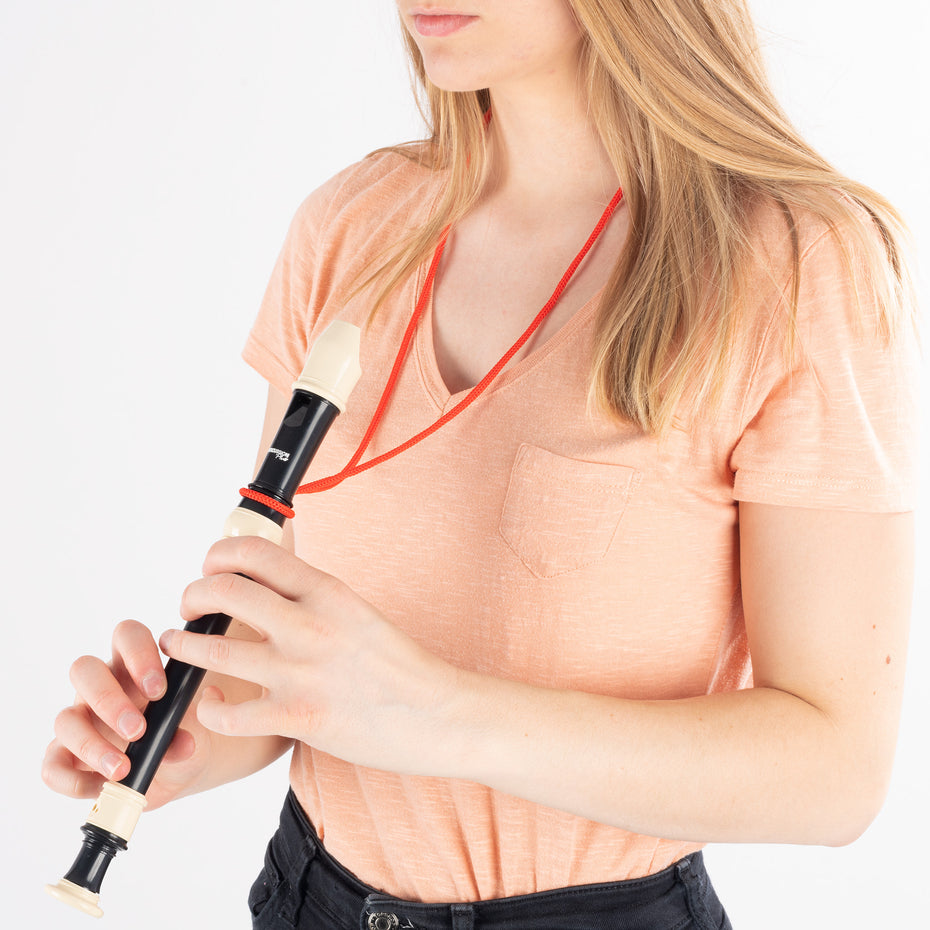PP1625 - Percussion Plus individual recorder sling  - mixed colours Default title