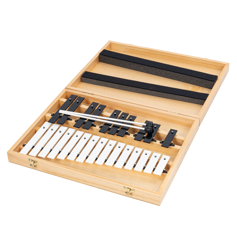 PP2250 - Percussion Plus 25 note glockenspiel supplied with 2 beaters Default title