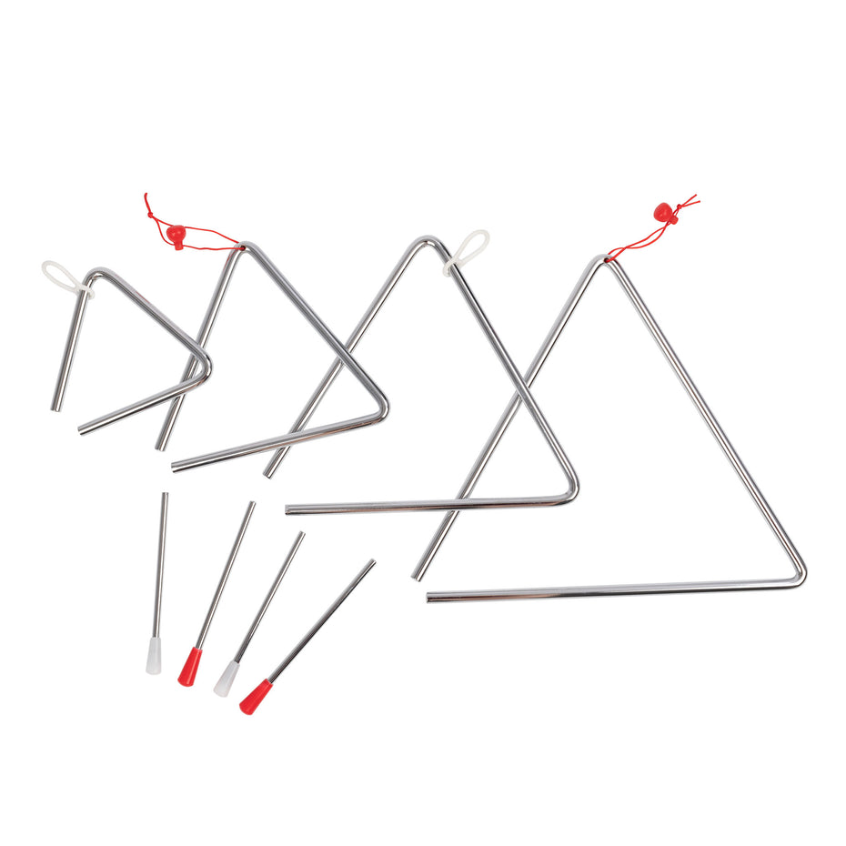 PP257A,PP258,PP259,PP259A - Percussion Plus triangle 10
