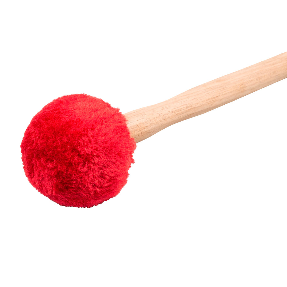 PP287 - Percussion Plus PP287 wooden surdo mallet with soft puff head Default title