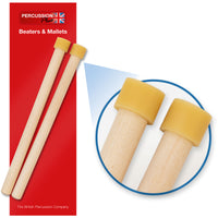 PP458 - Percussion Plus PP458 tenor steel pan sticks Default title