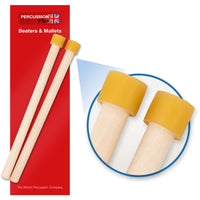 PP476 - Percussion Plus PP476 double seconds steel pan sticks Default title