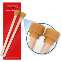 PP477 - Percussion Plus PP477 guitar steel pan sticks Default title